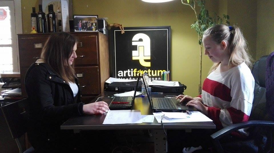 Nuestras prácticas en Artifactum