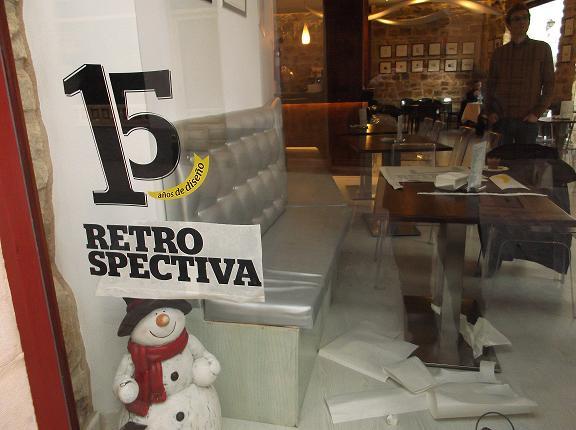 Making-off de la expo «RETROSPECTIVA 15 AÑOS DE DISEÑO»en Ibiut