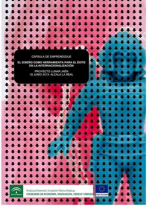 JORNADA: LA IMPORTANCIA DEL DISEÑO PARA LA INTERNACIONALIZACION